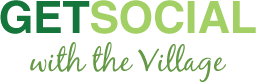 Get social with the village