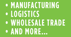 Manufacturing, Logistics & Wholesale Trade Companies