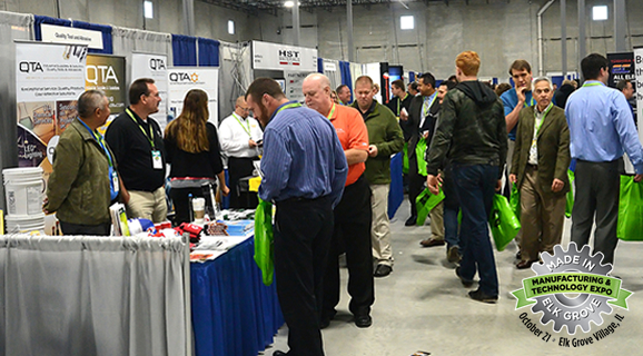 Connecting at the 2014 Made in Elk Grove Expo