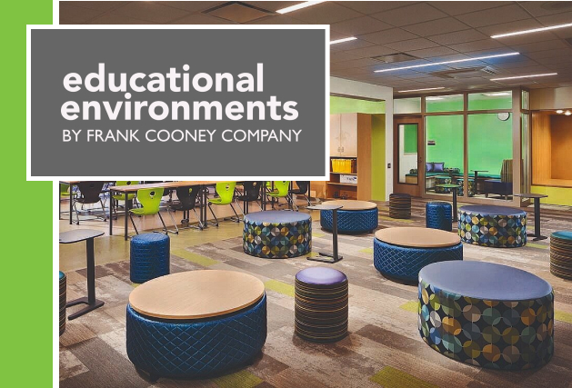 Educational Environments By Frank Cooney Company